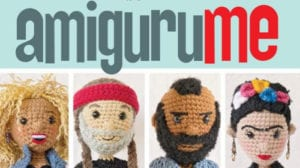 AmigurumiME: Make Cute Crochet People Pattern Book