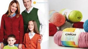 Close Stitch Family eBook