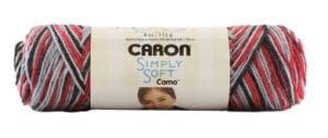 Caron Simply Soft Camo