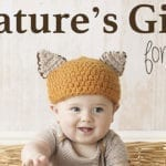 Book Review: Nature's Gifts for Baby by Sara Leighton