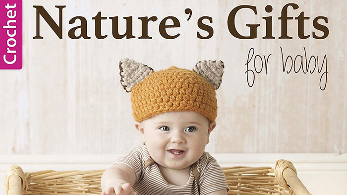 Nature's Gifts for Baby by Sara Leighton