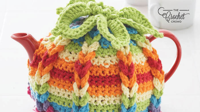 Crochet Tea Pot Cover Pattern