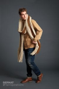 Crochet Super Scarf: Highline Scarf