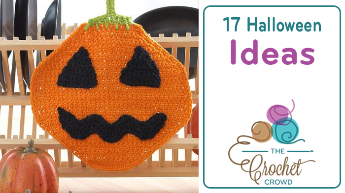 17 Crochet Halloween Ideas