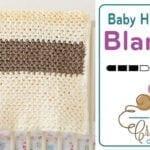 Crochet Baby Hibernate Blanket + Tutorial