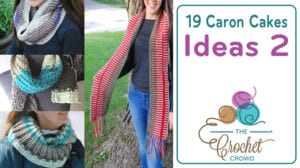 Crochet Caron Cakes Ideas