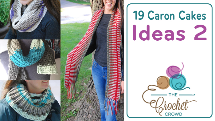 19 Crochet Caron Cakes Projects Ideas - The Crochet Crowd®