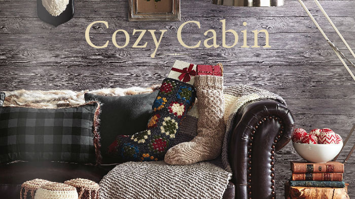 Cozy Cabin Lookbook by Yarnspirations