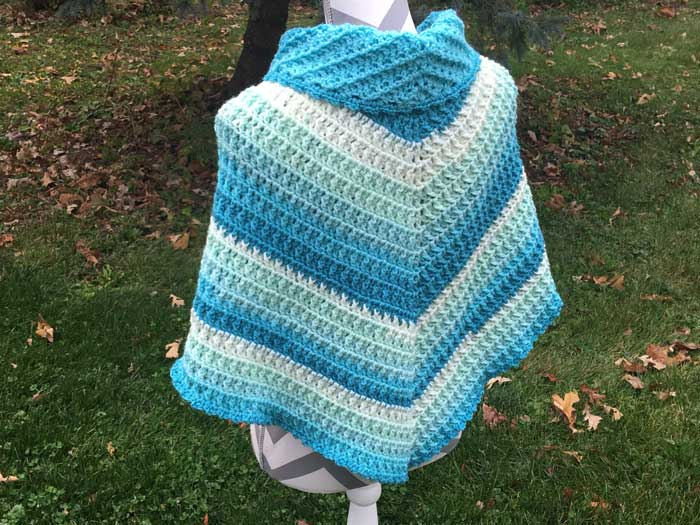 Frosted Layer Cake Shawl by Jeanne Steinhilber
