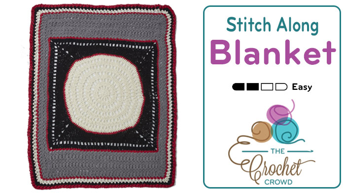 Bernat Blanket Stitch Along