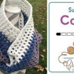 Crochet Super Cowl Pattern + Tutorial