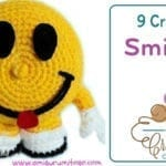 9 Crochet Smiley Patterns