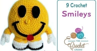 Crochet World Smile Day