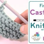 Let's Knit: How to Cast Off + Tutorial