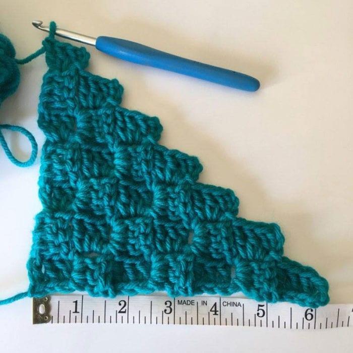 Crochet Patterns - BABY BEAR Graph Afghan Pattern *EASY | Crochet ... | 700x700