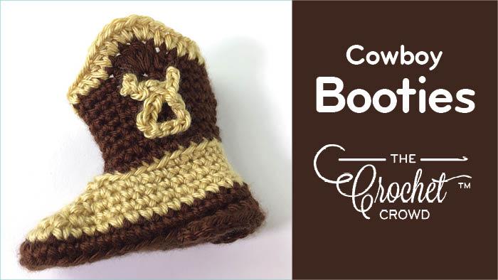 7 free crochet cowboy boots patterns diy   crafts. f12788aa3d1b