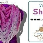 Crochet Virus Shawl + Tutorial