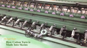 How Yarn is Made Series