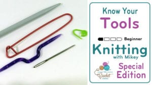 Knitting Tools and Implements