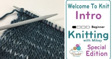 Learn to Knit Introduction