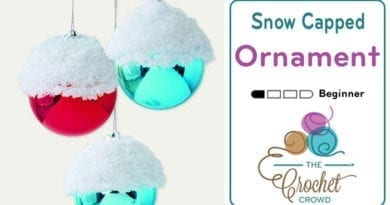 Craft Snowcapped Ornaments