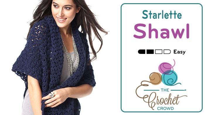 Crochet Starlette Cowl