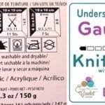 Let's Knit: Understanding Knit Gauge + Tutorial
