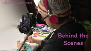 Behind the Scenes with Mikey