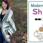 Crochet Modern Granny Shrug + Tutorial