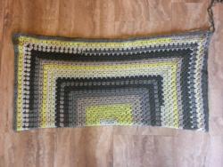 Crochet Modern Granny Shrug by Jeanne Steinhilber
