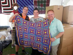 Yarnspirations Mystery Crochet Along