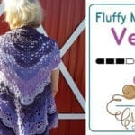 Crochet Fluffy Meringue Vest + Partial Tutorial