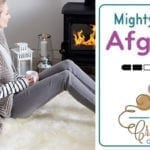 Crochet Mighty Ridge Afghan + Tutorial