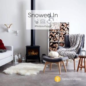 Lookbook: Snowed in by Yarnspirations