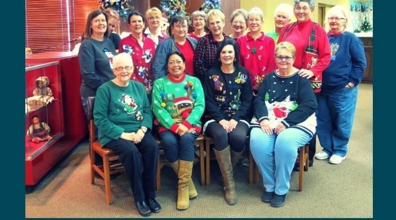 Woodward Public Library Knit & Crochet Group