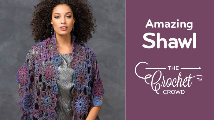 Crochet Amazing Shawl