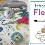 Crochet Fleece & Fabric Quilts + Tutorial