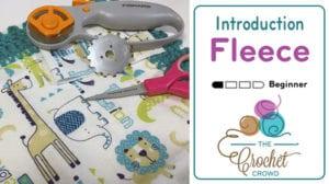 Crochet & Fleece Mixing