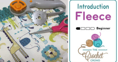 Crochet & Fleece Mixing