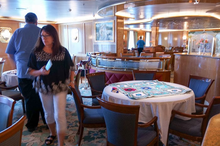 Crocheting Cruise : ... We Completed Project Linus on the Crochet Cruise - The Crochet Crowd