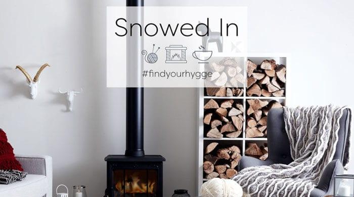Snowed In Lookbook by Yarnspirations