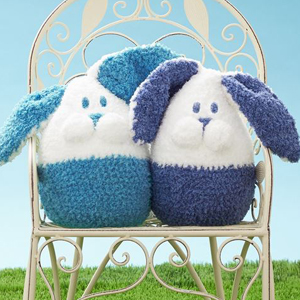 Yarnspirations Easter Bunny Buddy