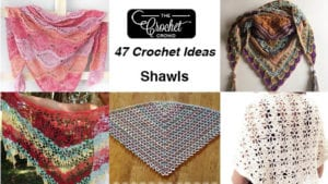 47 Crochet Prayer Shawl Ideas