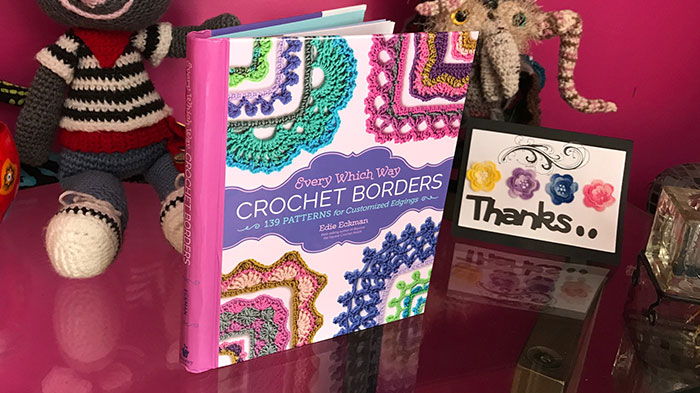 Every Which Way Crochet Borders by Edie Eckman