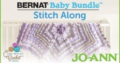 Bernat Baby Bundle Stitch Along with Jo-Ann