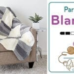 Crochet Parquet Blanket + Tutorial