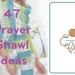 47 Crochet Prayer Shawls + Some Tutorials