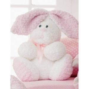 Crochet Fluffy Bunny