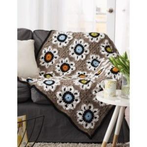 Crochet Solarium Afghan