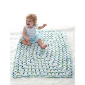 Crochet Fast & Easy Baby BlanketCrochet Fast & Easy Baby Blanket